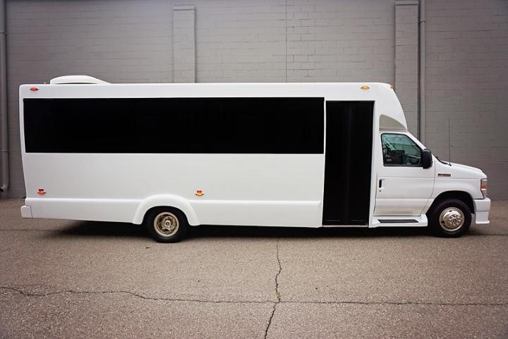 Photo of an 28 Passenger Party Bus