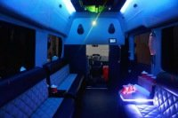 Photo of an 10 Passenger Party Van