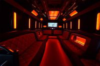 Photo of an 22 Passenger Party Bus