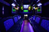 Photo of an 34 Passenger Party Bus